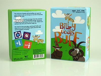 Billy Goats Buff